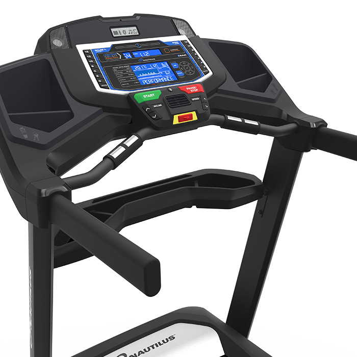Nautilus T616 Treadmill Console
